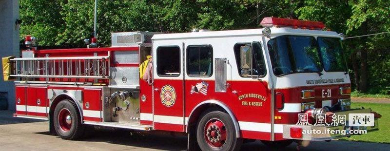 消防警灯接线图