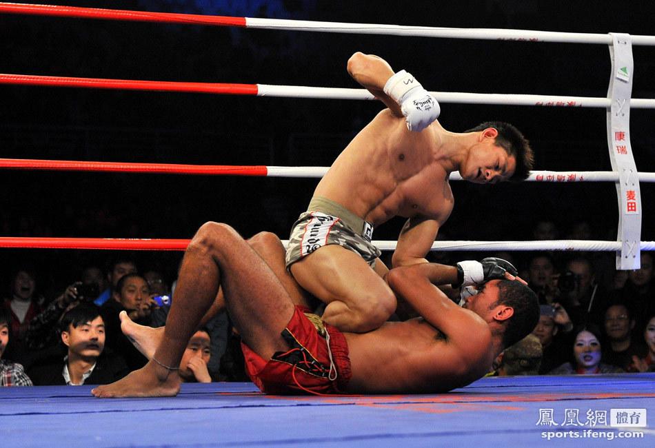 中国选手打得美国对手跪地求饶 -  红杏 - 红杏