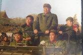 中华人民共和国成立后,任政务院秘书厅副主任兼警卫处处长,公安部八局副局长、九局局长,公安部副部长,江西省副省长,中共中央办公厅主任兼中央、总参警卫局局长。1955年被授予少将军衔。是第三、第五届全国人民代表大会代表,中国共产党第七次全国代表大会候补代表,第八、九、十、十一、十二次全国代表大会代表,中共中央第九届政治局候补委员。第十届政治局委员,第十一届政治局常委、中共中央副主席、第十二届中央候补委员,中共中央顾问委员会委员。图为:文革期间陪同毛泽东主席的汪东兴