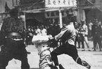 1920年代中国街头公开斩首全过程