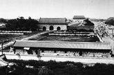 清末民国时期的中华门(清朝时为大清门)。资料图