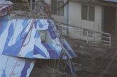 """该船酷似美国隐身试验舰""""海影"""",同样采用了双体船设计。(来源:环球网)"""