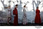 Valentino精美广告大片 冷艳与高贵的完美结合