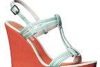 现代气息浪漫风格 H&M 2012春夏单品