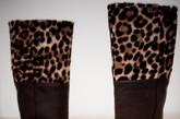 """多次受台湾重量级时尚节目 《女人我最大》 推荐及名模喜爱的Lewis Walt,将原本属于芭蕾舞伶的""""专业鞋"""",打造为每一个女人都必须拥有的时尚鞋履单品。除经典芭蕾舞鞋外,Lewis Walt今年秋冬更加入保暖皮革靴款,以怀旧皮凋花边及充满野性美的动物花纹元素作为主基调,并采用质地温暖的美丽奴羊毛,搭配丝滑细致的顶级胎牛皮及纳帕小羊皮,为时尚女孩带来更多选择与惊喜。"""