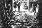 冲突中死亡的苏军尸体。