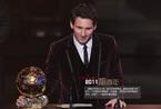 梅西年:盘点梅西2011年所获12项大奖[高清]