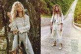 法国《Vogue》新任主编 Emmanuele Alt 上任第一件事就是请来巴西超级名模 Gisele Bundchen 拍摄4月号时装大片。面对镜头早已驾轻就熟的 Gisele Bundchen 对服装的呈现当然无可挑剔,不过这次她还在大片中流露出更多的内心情感,这组充满波希米亚风情的室外拍摄的大片让人感觉到清新自然和自由。  自动播放