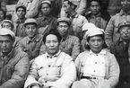 珍贵历史照片:毛泽东在延安[组图]