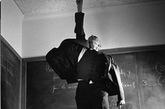 1958年,物理学家奥本海姆(J. Robert Oppenheimer)。
