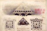 梦想中的列宁墓·苏维埃宫,被称为共产主义的巴比伦塔,里面有世界最大的礼堂-可以有7万名各国人民代表聆听苏联领袖的教导。但是图纸征集出来好久,后来也没盖。