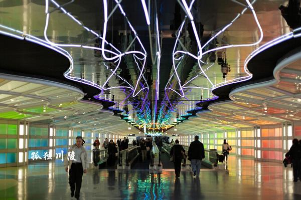 芝加哥 美国/【10】芝加哥机场