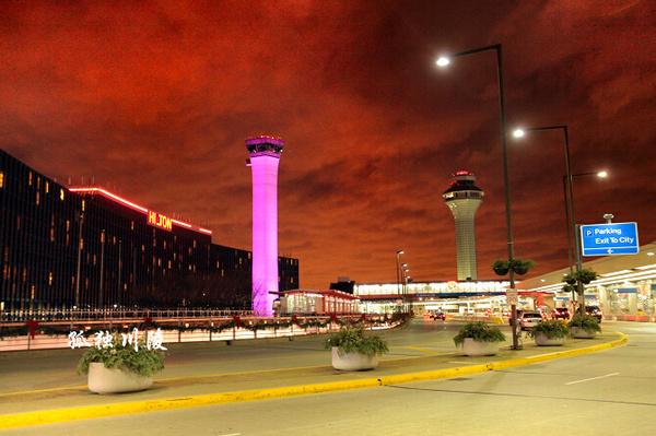 美国 芝加哥/【1】美国芝加哥机场