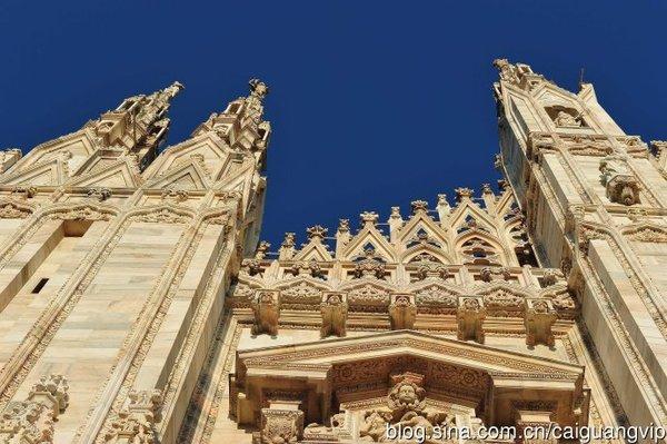 实拍:世界上最大的哥特式教堂
