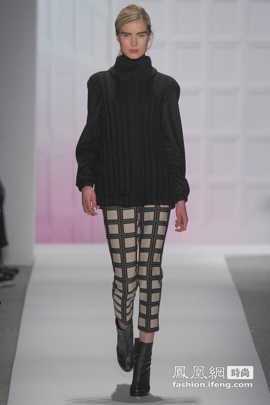 Tibi 2012 秋冬系列纽约时装周