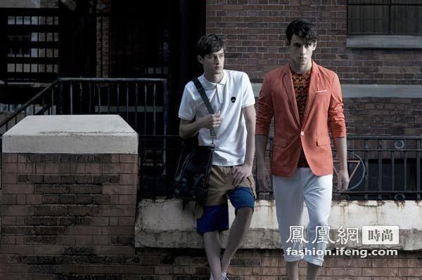 春季去旅行 Trendiano 2012早春系列