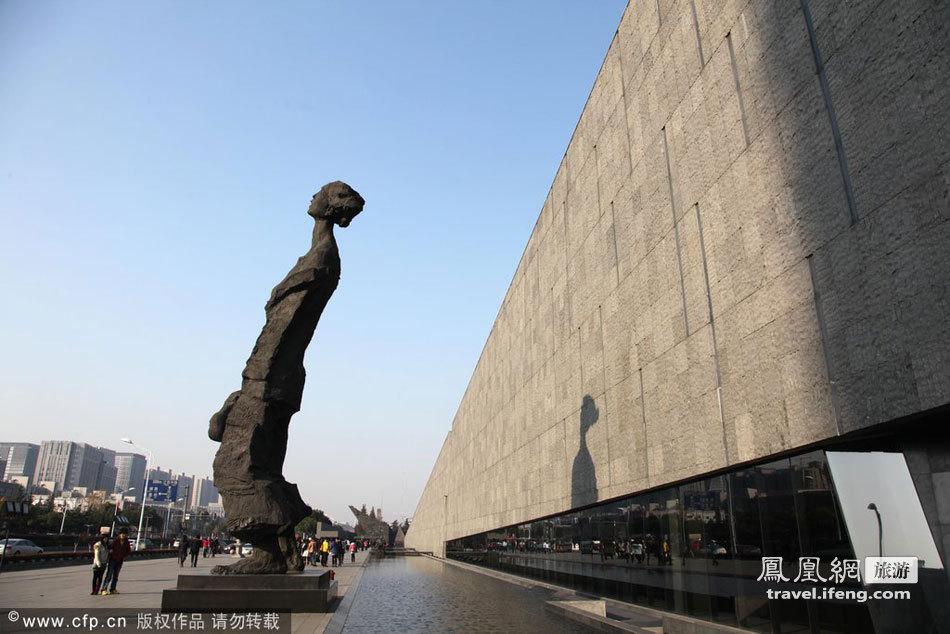 血的铁证 走近侵华日军南京大屠杀遇难同胞纪