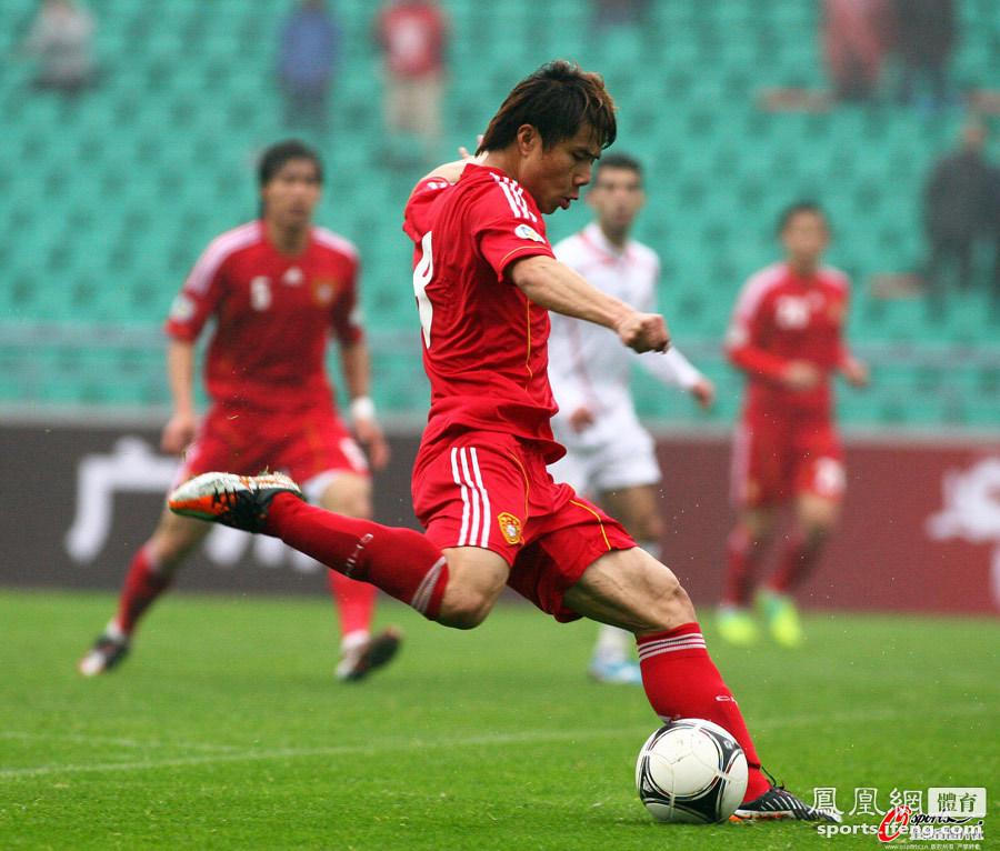 世预赛-蒿俊闵于大宝破门 中国3-1击败约旦[高清]