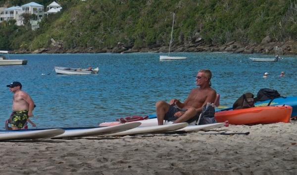 圣马丁岛--世界上最小的被两国分治