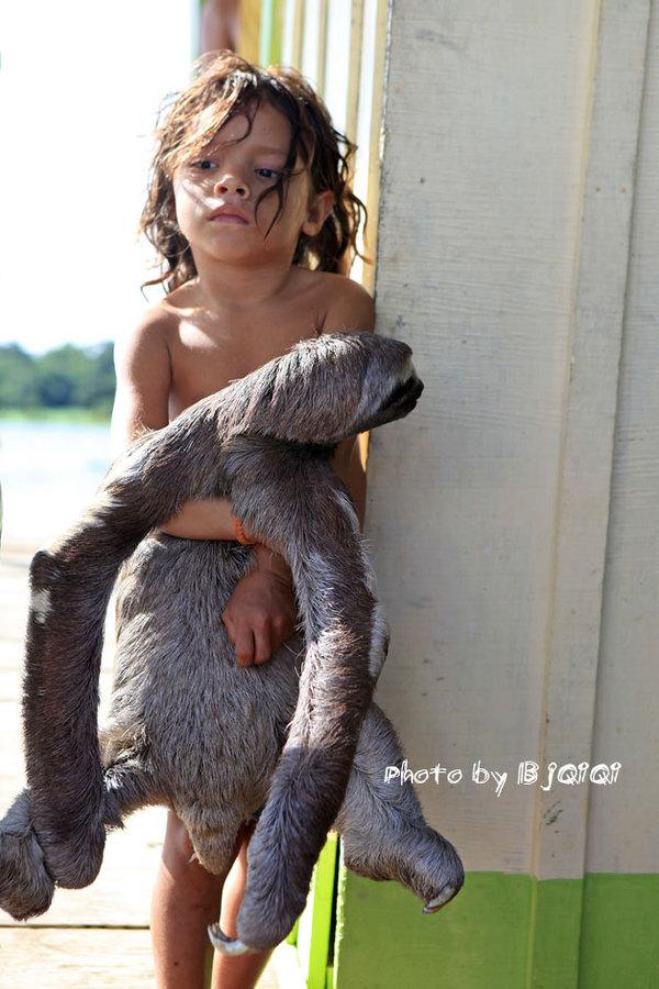 热活巴西(十三)热带雨林,有着人与自然最原本的共生