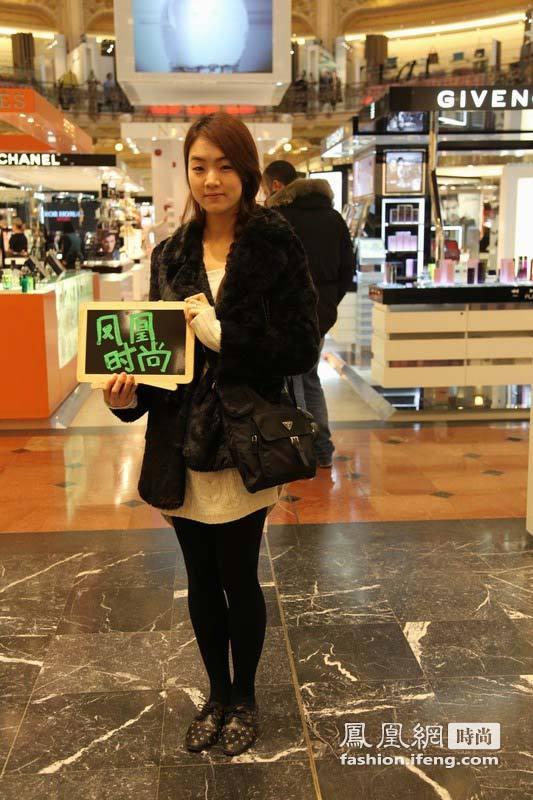 日本女生侵占巴黎城 横扫百货店大牌化妆品专柜