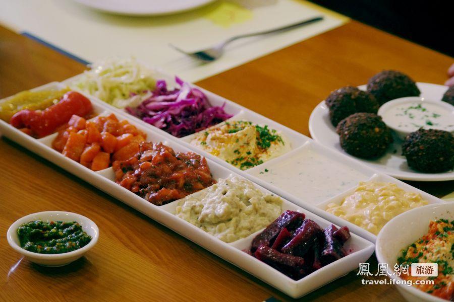 寻北京地道的以色列美食 探中东风情