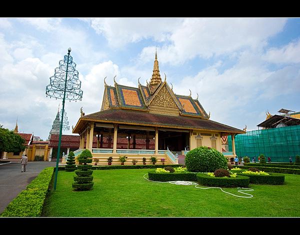 柬埔寨·充满极端的都城金边 - 静水流深 - 静水流深