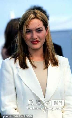 女主角 泰坦尼克号/泰坦尼克号》15年后再上映女主角从糟糕胖妞到...