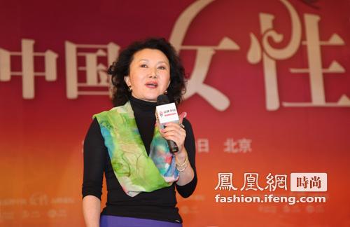 纳尔科公司全球副总裁叶莺 女企业家的未来之路