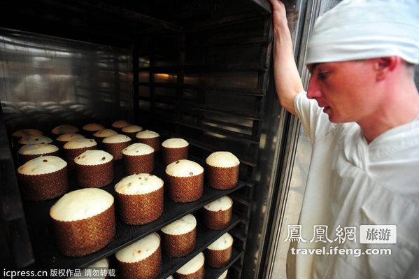 实录俄罗斯烹饪复活节蛋糕全过程