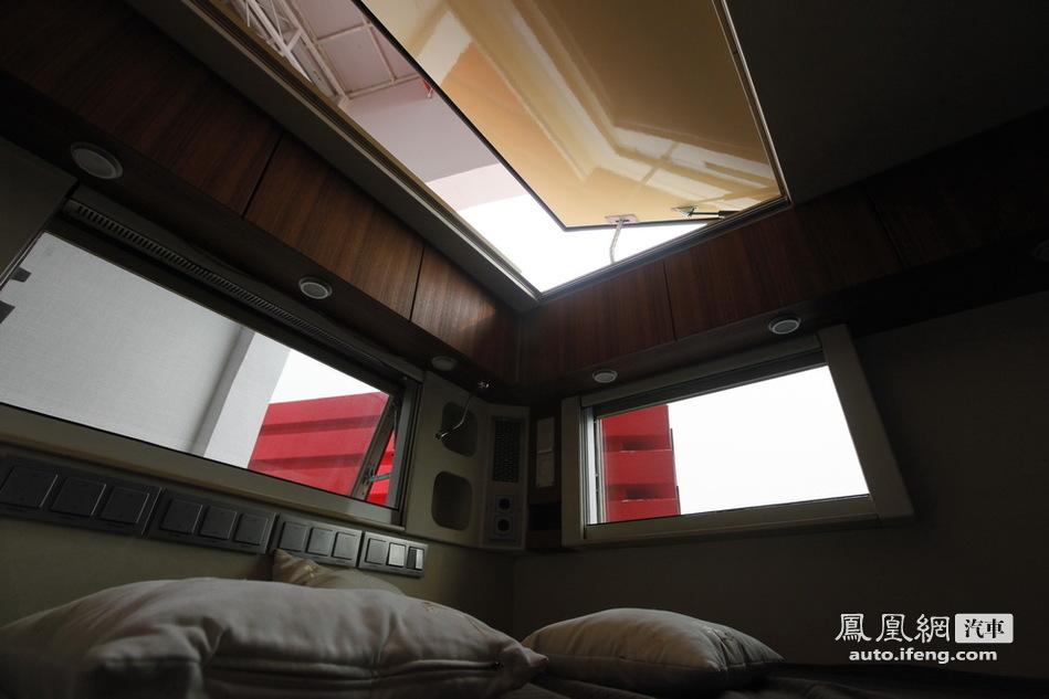 北京车展最贵车型:8000万顶级越野房车