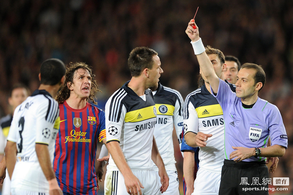 欧冠-梅西失点托雷斯单刀绝杀 切尔西3-2淘汰巴