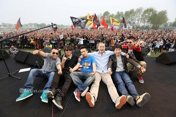 2012北京迷笛音乐节【组图】 - 深瞳 - 深瞳渊源,品味经典!!!
