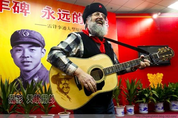 mark levine (马克·力文) 美国乡村音乐人,社会
