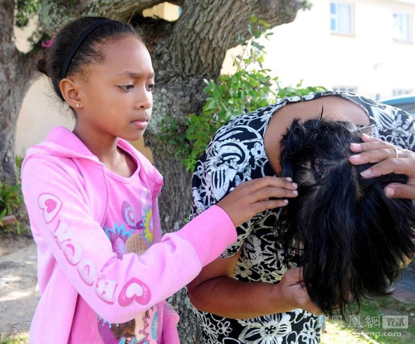 英国妇女非洲度假惨遭猎豹袭击