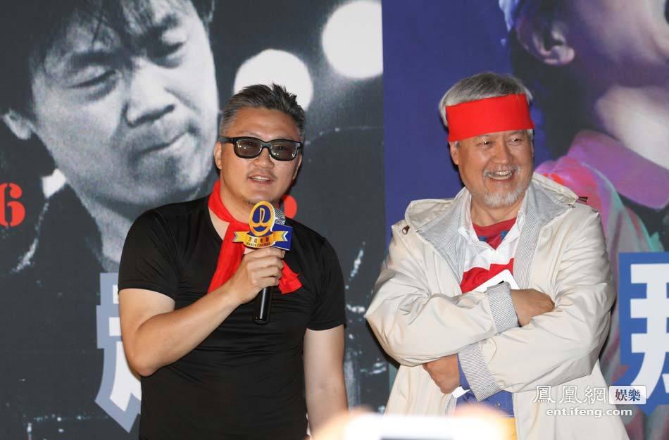 红鹤沟通创始人李雪凇(左)