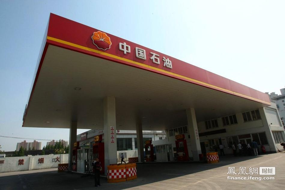 上海中石油加油站陷入质量门