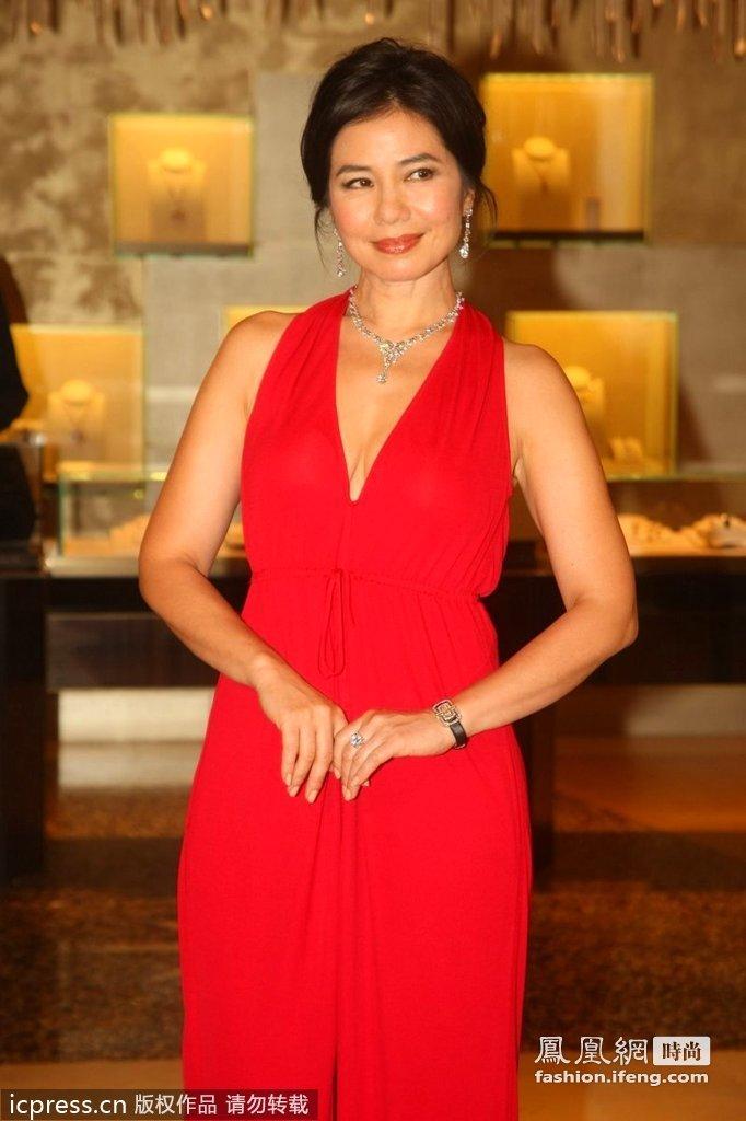 50岁以上最具风韵的东方女星
