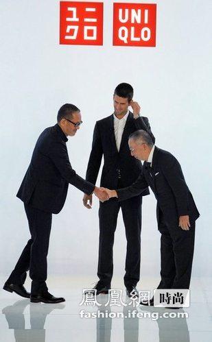 德约科维奇签约优衣库任品牌大使