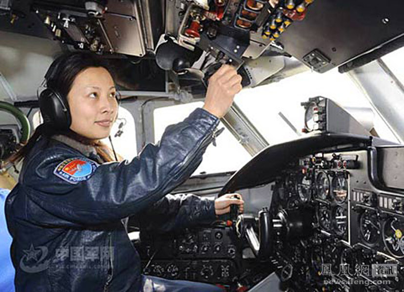中国首名女宇航员候选人曝光