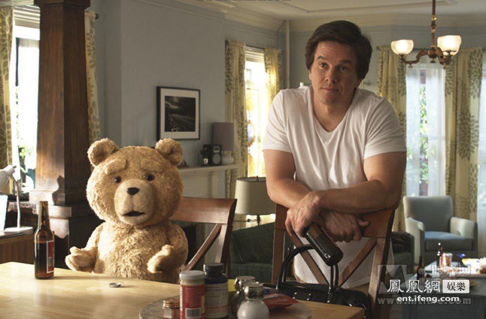 沃尔伯格/电影《泰迪熊》剧照。(图片来源:时光网)