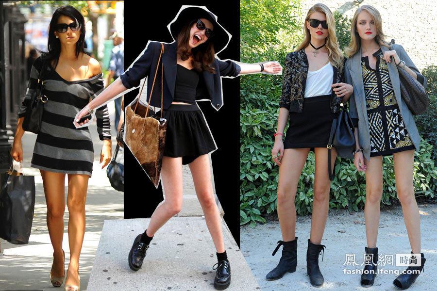 夏天一到,走在街上满眼都是MINI小短裙.据韩国调查数据显示,今年