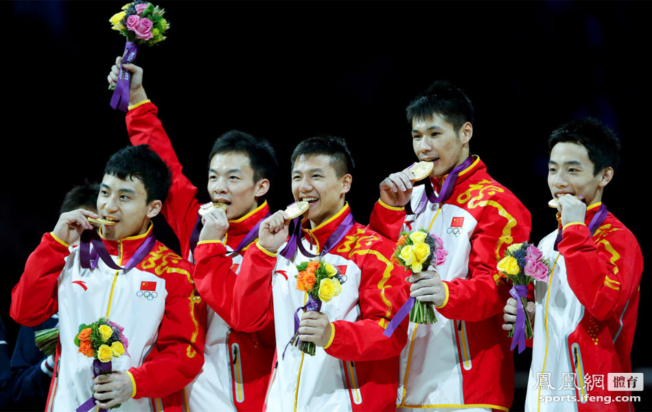 2008体操男团决赛视频