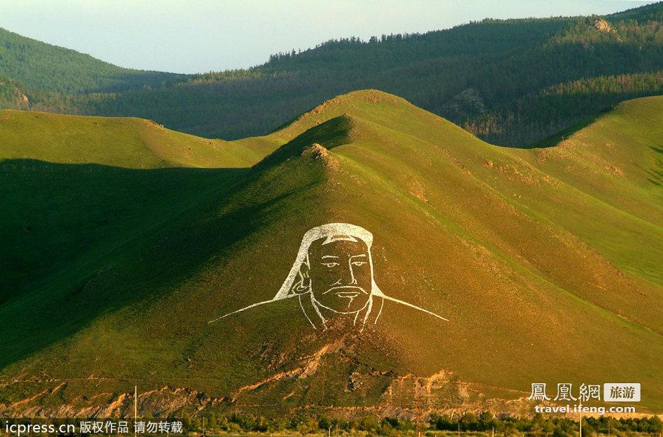 蒙古风景微信头像