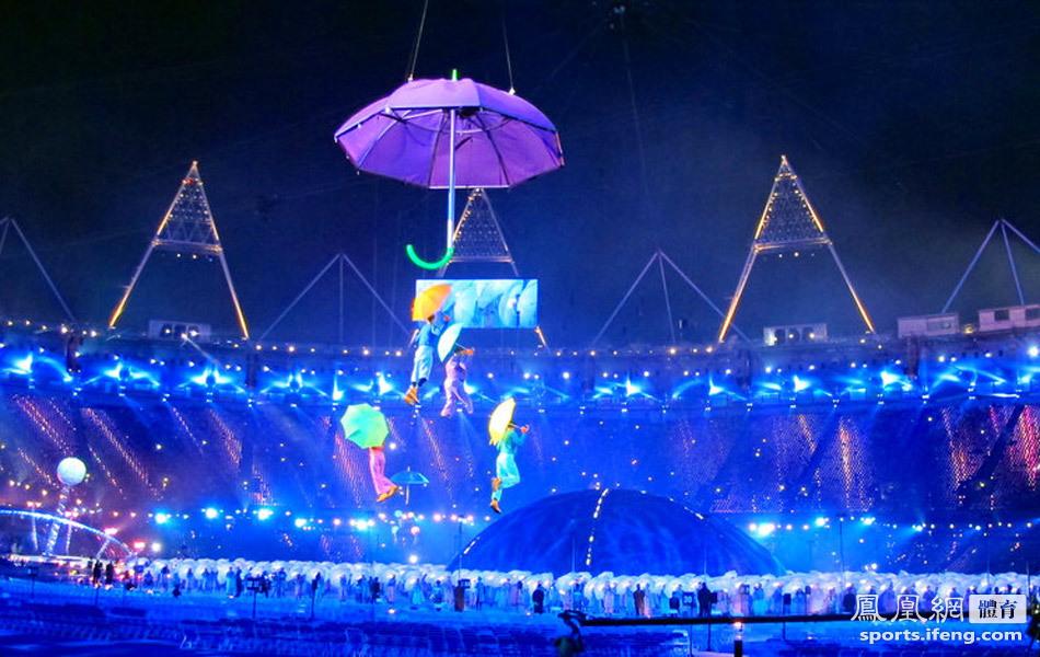 伦敦残奥会开幕式