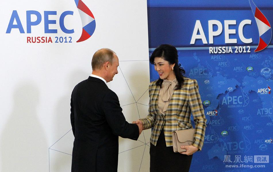 泰国美女总统英拉 - hzr586 - 黄海的博客