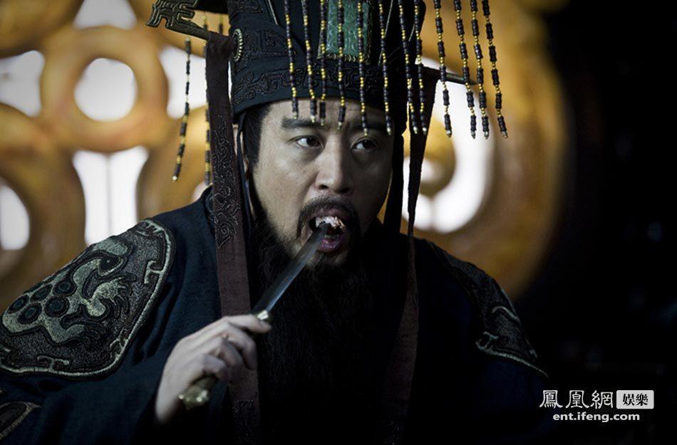"""于和伟《楚汉传奇》曝剧照 于式秦始皇挑战""""折子戏""""[高清大图]"""
