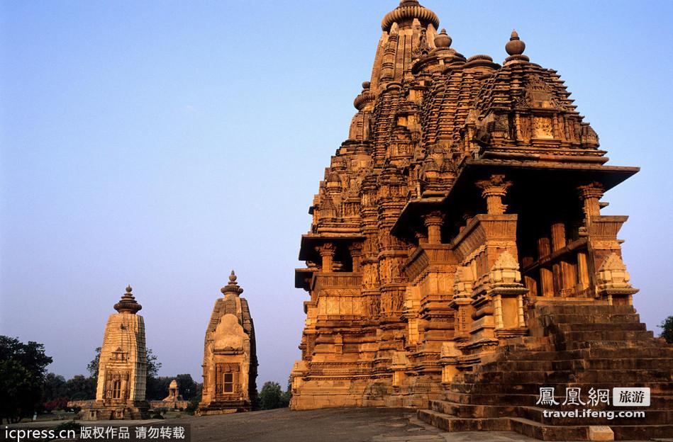 印度克久拉霍:藏匿在寺庙中的性爱诱惑 旅游