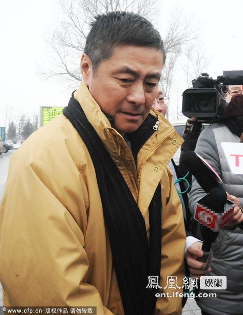 现场 相声演员王平追悼会举行