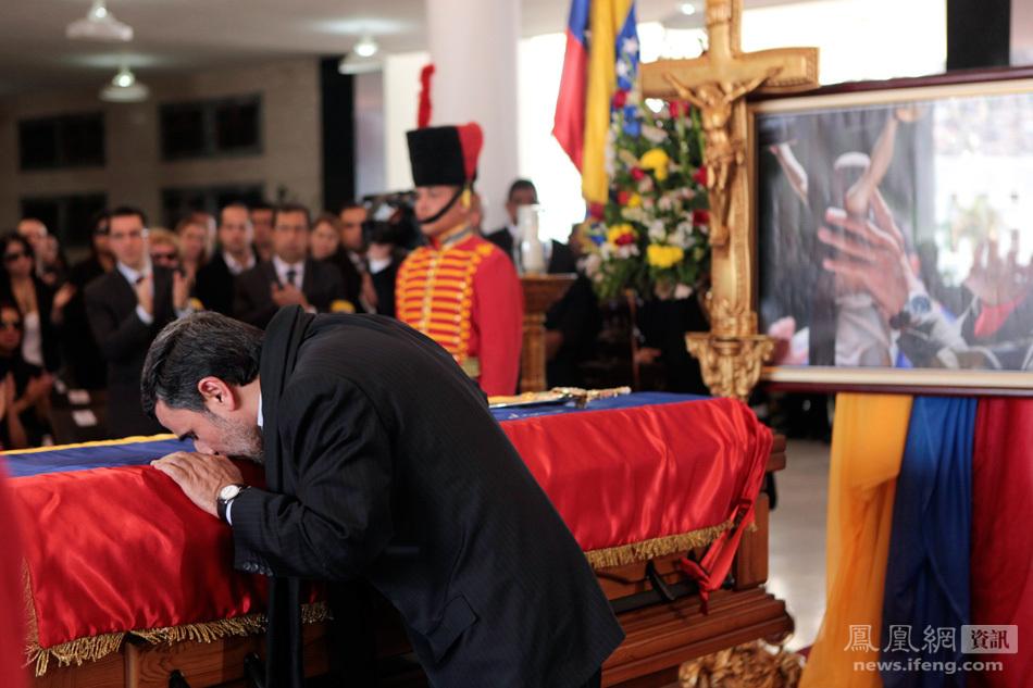 查韦斯国葬 - 月  月 - 阳光月月(看新闻)